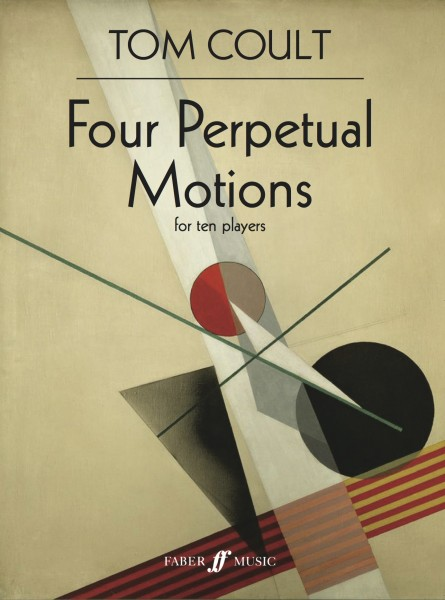 Four Perpetual Motions Cover